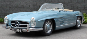 Picture of 1960 MERCEDES 300 SL ROADSTER LHD For Sale