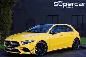 Picture of 2019 Mercedes A35 AMG - Premium Plus - Pan Roof - Aero Kit - 11K For Sale