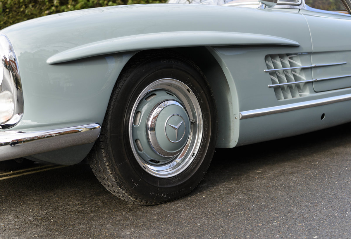 1957 Mercedes-Benz 300SL Roadster (LHD) For Sale (picture 14 of 32)