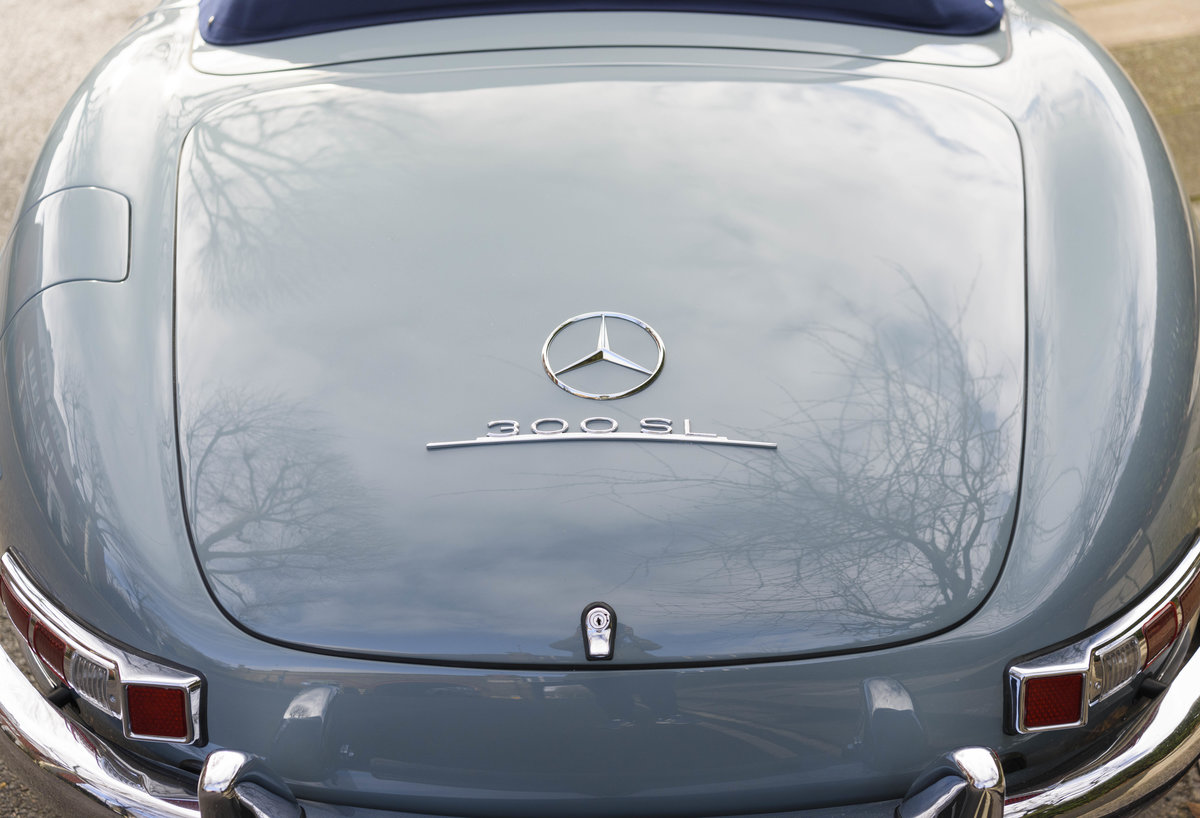 1957 Mercedes-Benz 300SL Roadster (LHD) For Sale (picture 16 of 32)