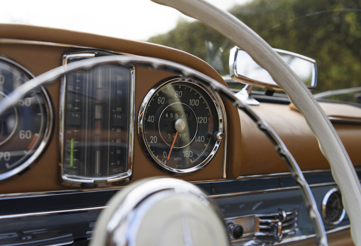 1957 Mercedes-Benz 300SL Roadster (LHD) For Sale (picture 21 of 32)