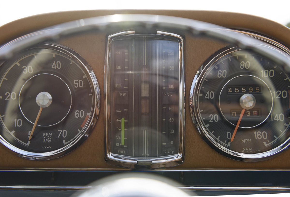 1957 Mercedes-Benz 300SL Roadster (LHD) For Sale (picture 23 of 32)