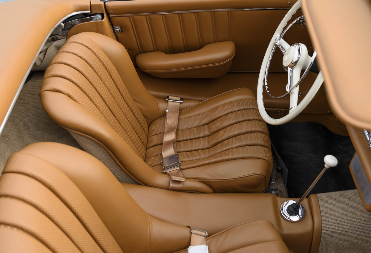 1957 Mercedes-Benz 300SL Roadster (LHD) For Sale (picture 25 of 32)