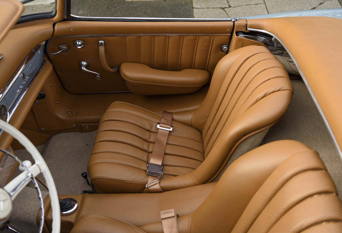 1957 Mercedes-Benz 300SL Roadster (LHD) For Sale (picture 26 of 32)