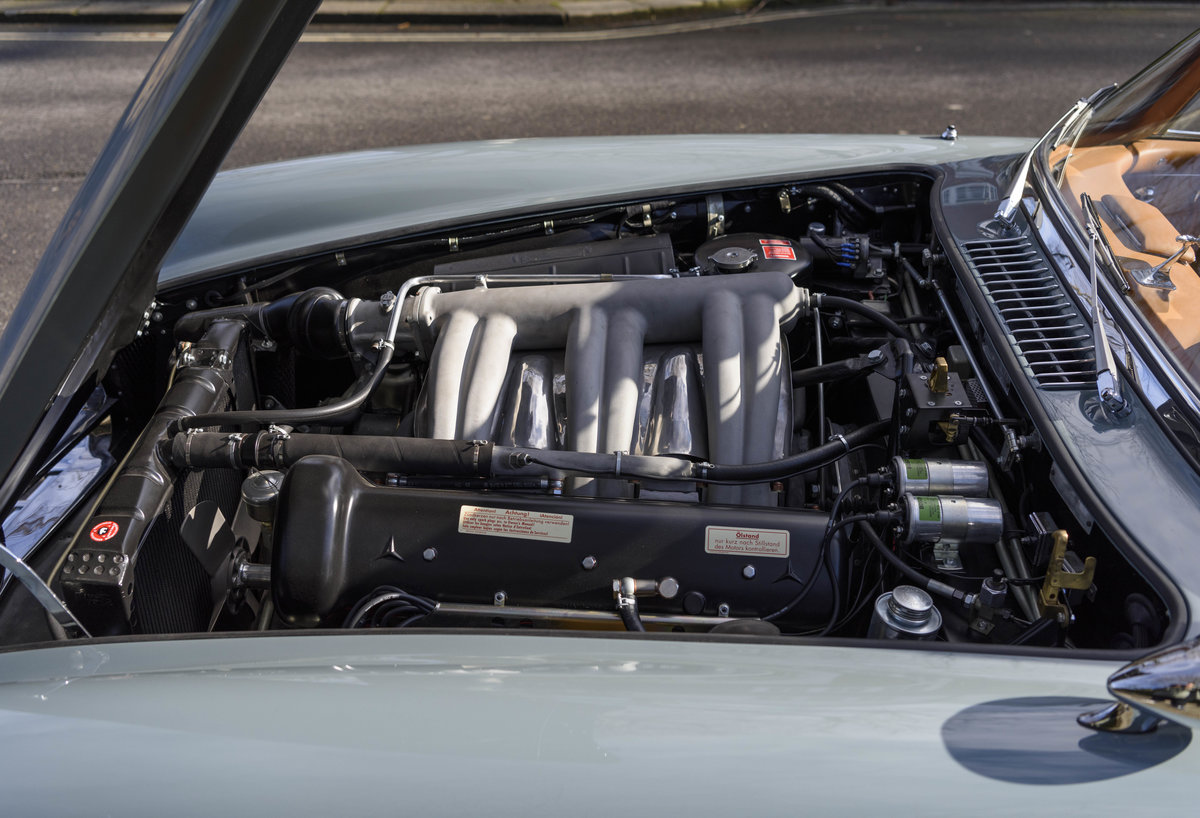 1957 Mercedes-Benz 300SL Roadster (LHD) For Sale (picture 29 of 32)