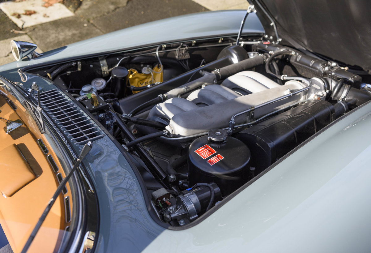 1957 Mercedes-Benz 300SL Roadster (LHD) For Sale (picture 31 of 32)