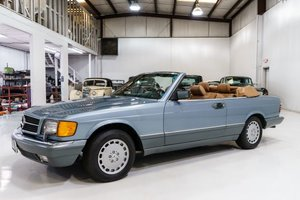 Picture of 1986 Mercedes-Benz 560SEC Convertible For Sale