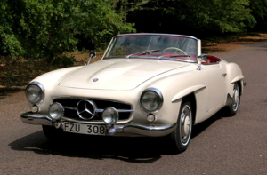 Picture of 1960 Mercedes 190SL for self-drive hire For Hire
