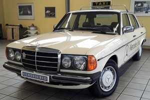Picture of 1978 Mercedes 300 TD German Taxi Version SOLD by Auction