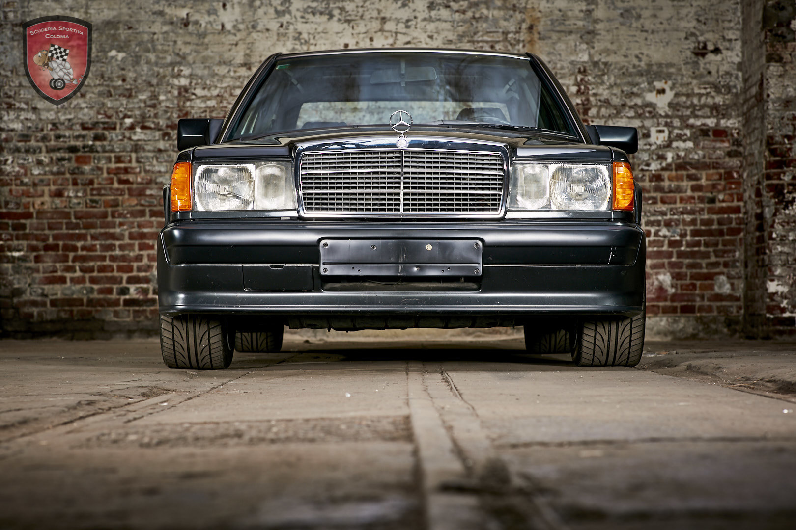 1990 Mercedes Benz 190 E  2.5   16 V For Sale (picture 1 of 12)