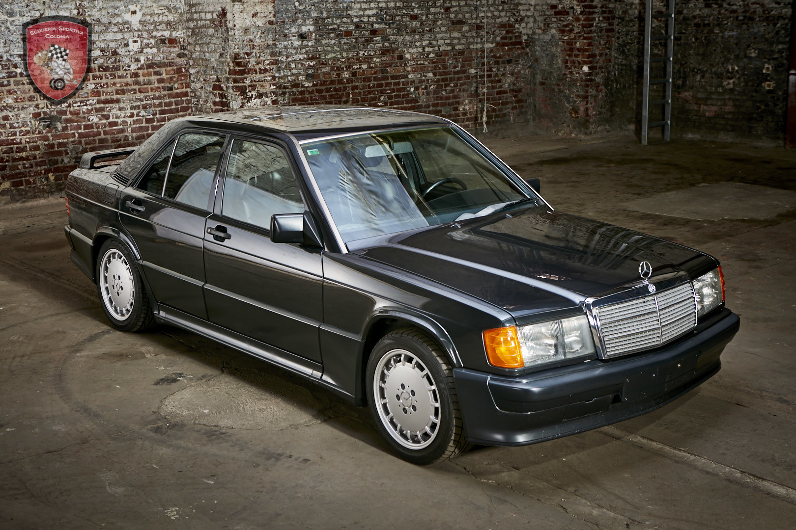 1990 Mercedes Benz 190 E  2.5   16 V For Sale (picture 4 of 12)