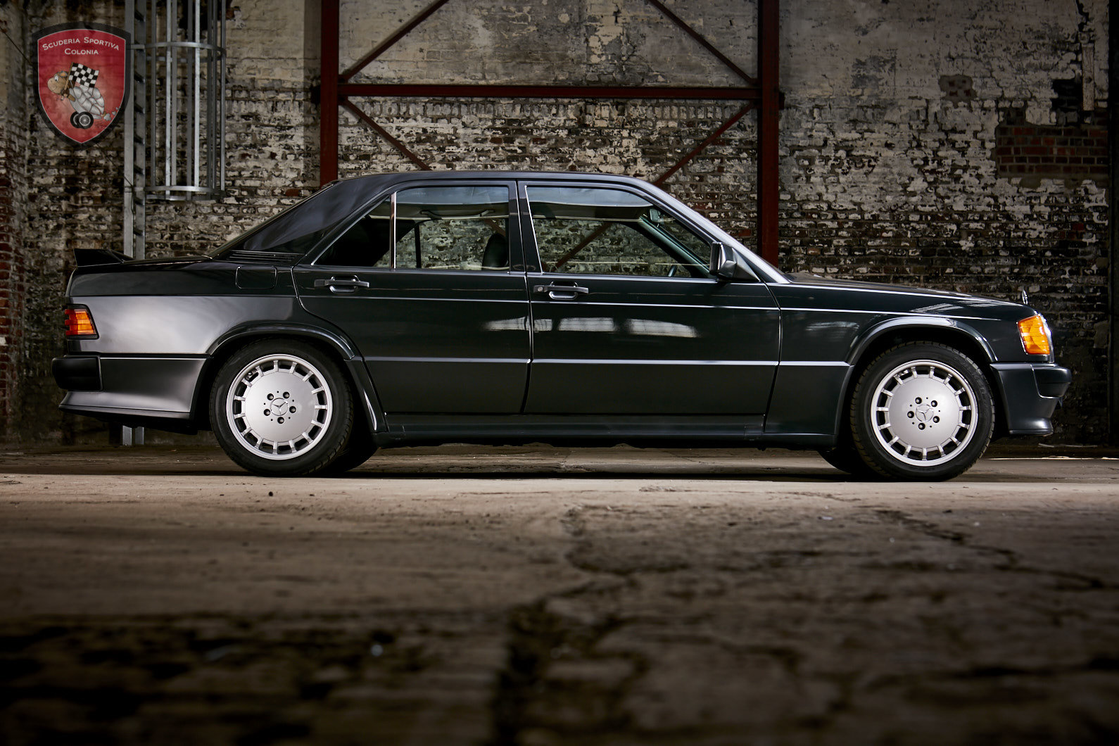 1990 Mercedes Benz 190 E  2.5   16 V For Sale (picture 5 of 12)