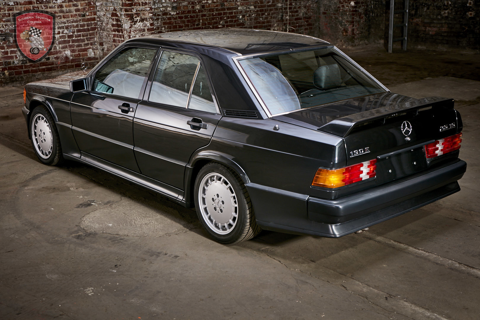 1990 Mercedes Benz 190 E  2.5   16 V For Sale (picture 6 of 12)