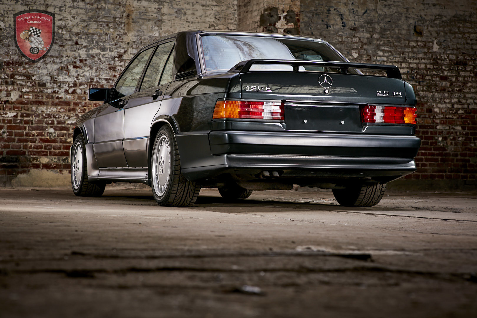 1990 Mercedes Benz 190 E  2.5   16 V For Sale (picture 8 of 12)