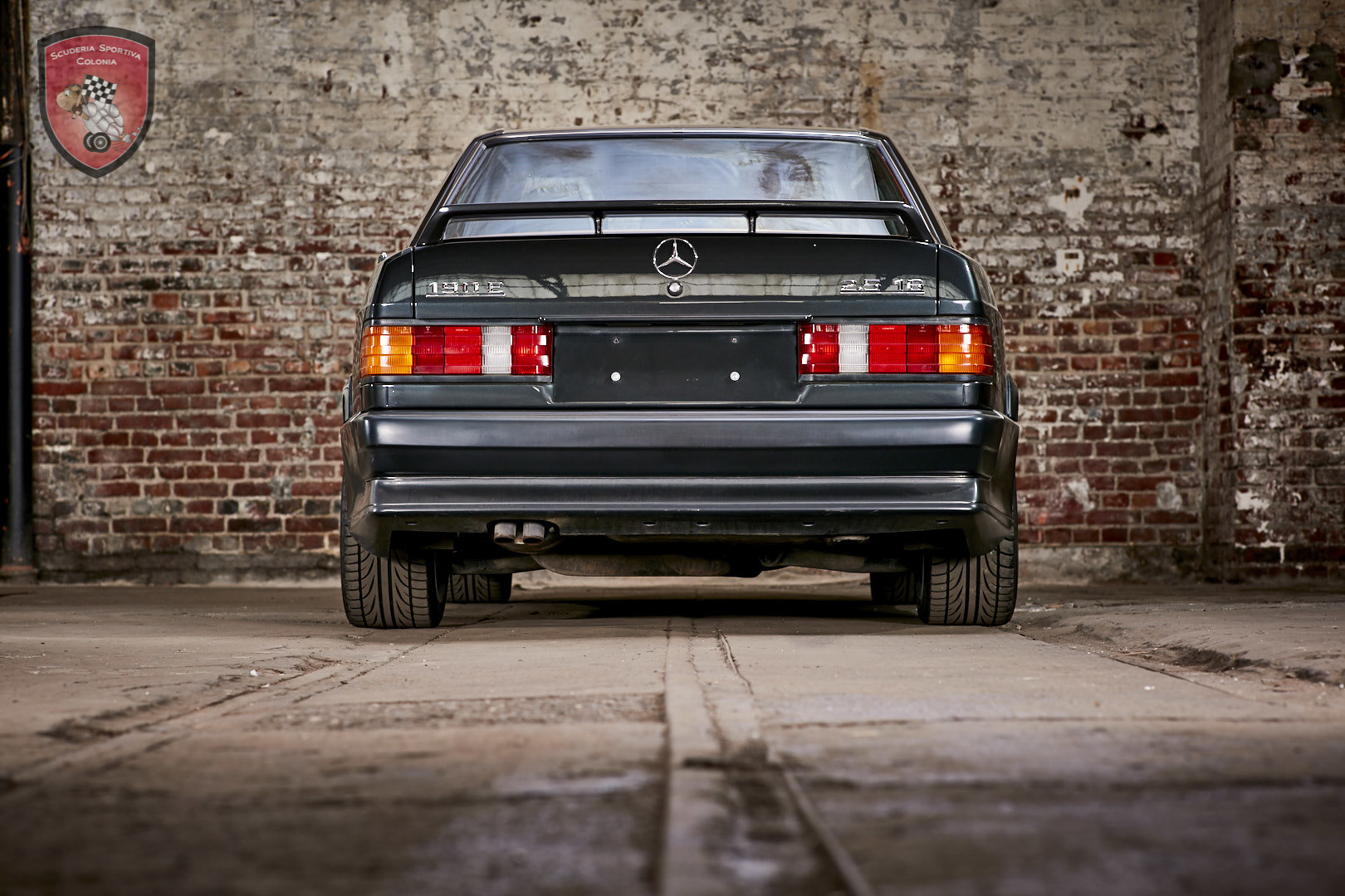 1990 Mercedes Benz 190 E  2.5   16 V For Sale (picture 9 of 12)