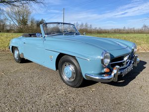 Picture of 1957 Mercedes 190SL For Sale