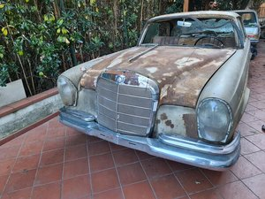 Picture of 1967 MERCEDES 300 SE COUPE PROJECT 22000,00 EURO For Sale