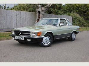 Picture of 1985 STUNNING SL500 R107 For Sale