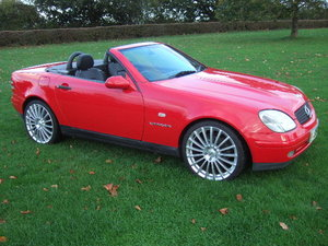Picture of 1999 Mercedes SLK230 Mk1 Kompressor auto 31000 miles For Sale