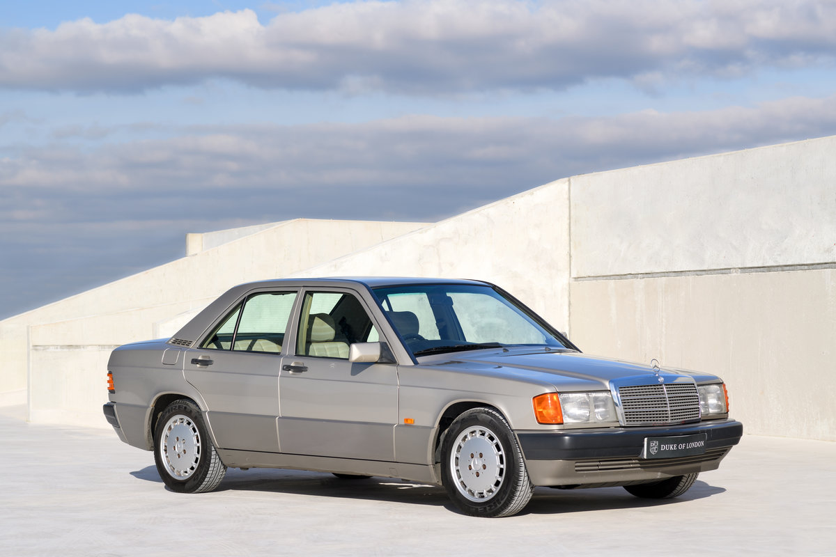 1992 Mercedes-Benz 190E 2.0 SOLD (picture 1 of 11)