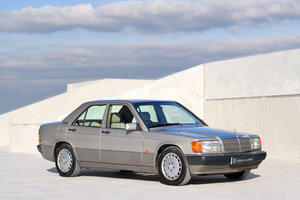 Picture of 1992 Mercedes-Benz 190E 2.0 SOLD