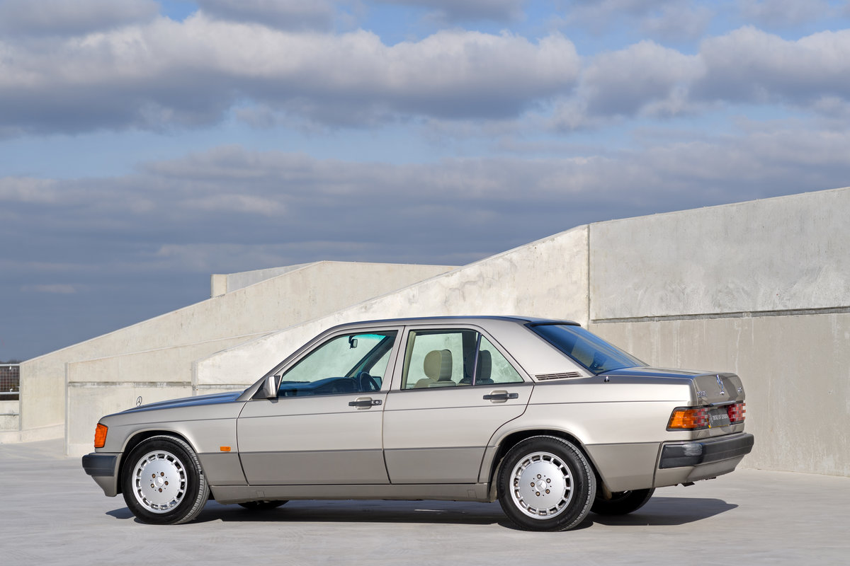 1992 Mercedes-Benz 190E 2.0 SOLD (picture 3 of 11)