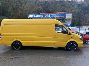 Picture of 2015 65 MERCEDES SPRINTER 313 CDI LWB HI ROOF For Sale