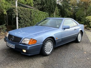 Picture of Mercedes 300SL 1992 W129 1 owner 29,500 miles For Sale