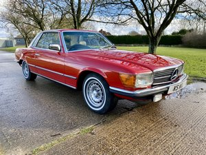 Picture of 1980 Mercedes 450SLC For Sale