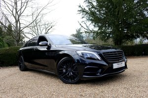 Picture of 2016 Mercedes-Benz S Class S500L AMG Line Saloon 4.7 Automatic Pe For Sale