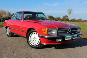 Picture of 1988 Mercedes 300 SL, Galvanised body, with Hard top For Sale