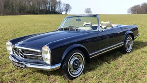 Picture of 1971 Mercedes-Benz 280 SL - most wanted version of W113 class For Sale