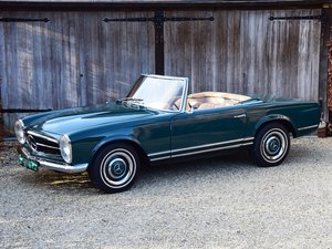 Picture of 1967 Mercedes 250 SL with factory 5-speed gearbox (one of 112 ex) For Sale