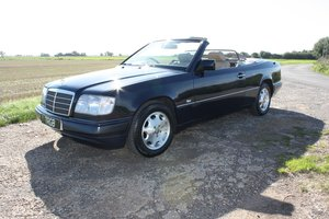 Picture of MERCEDES E220 CABRIOLET AUTO. 1997 (2.2 LTR PETROL) SOLD