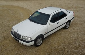 Picture of 1997 Mercedes C180 Auto – Time Warp Example For Sale