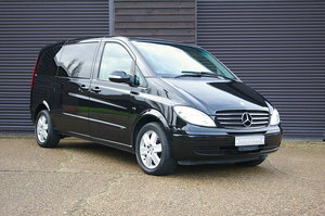 Picture of 2009 Mercedes W639 V350 V6 Petrol Trend Auto (12,727 miles) For Sale