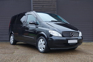 Picture of 2009 Mercedes W639 V350 V6 Petrol Trend Auto (51,758 miles) For Sale