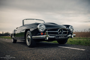 Picture of 1955 MERCEDES 190 SL, Mille Miglia eligible For Sale