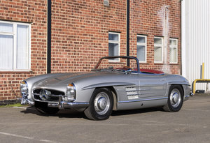 Picture of 1957 Mercedes-Benz 300SL Roadster (LHD) For Sale