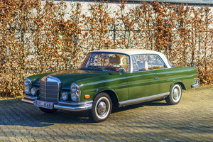 Picture of 1961 Mercedes Benz 220 SEB Coupe For Sale