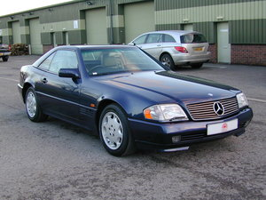 Picture of 1995 MERCEDES BENZ R129 / W129 320 SL AUTOMATIC RHD - EX JAPAN! For Sale