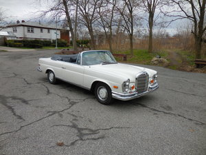 Picture of 1970 Mercedes 280SE Cabrio Very Presentable - For Sale