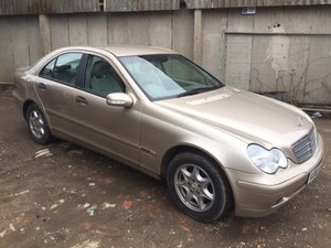 Picture of 2003 MERCEDES  C220 CDI CLASSIC SE For Sale