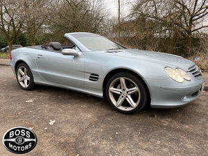 Picture of 2004 Mercedes SL350 Sport Coupe Convertible SL 350 ~ 1 Prev Owner For Sale