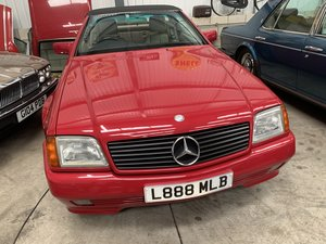 Picture of 1994 MERCEDES 280SL R129 For Sale