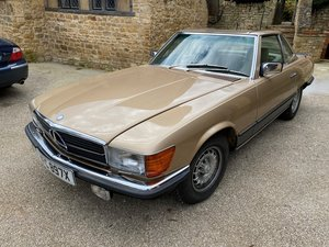 Picture of 1981 Mercedes-Benz 500 SL For Sale by Auction