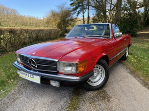 Picture of 1982 Mercedes - Benz 280SL (R107) For Sale