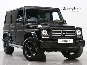 Picture of 2018 18 18 MERCEDES BENZ G350D NIGHT EDITION AUTO For Sale