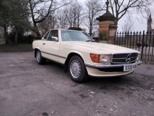Picture of 1986 Mercedes 420 SL Auto For Sale by Auction