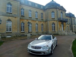 Picture of 2005 LHD MERCEDES BENZ SL65 AMG, 6.0 BI-TURBO (612BHP) LEFT For Sale